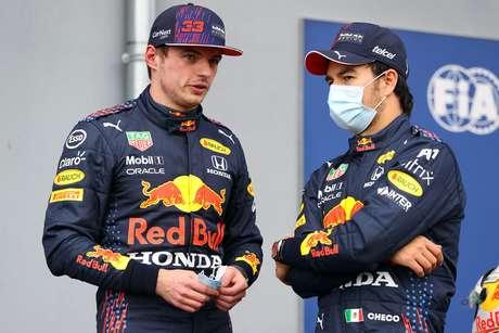 A Red Bull vai para a corrida com estratégias diferentes