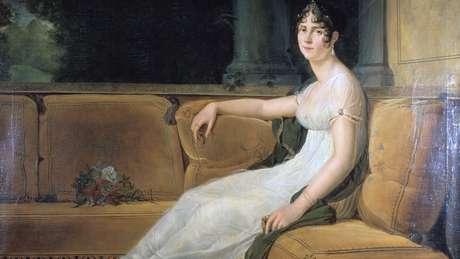 Uma das adeptas da musselina de Dhaka foi Joséphine Bonaparte, a primeira esposa de Napoleão