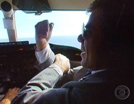 Bye, bye, Brasil: Marco Aurélio terminou 'Vale Tudo' impune, milionário e debochado