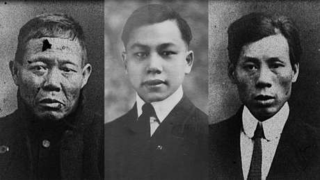 Entre os sobreviventes, estão Ah Lam, Fang Lang e Ling Hee