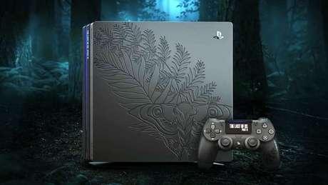 The Last of Us Part II PS4 Pro Bundle