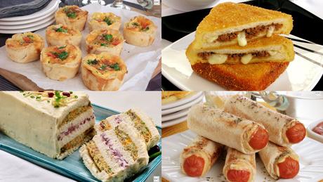 Receitas deliciosas com pão de forma