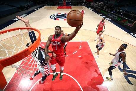 New Orleans Pelicans v Washington Wizards