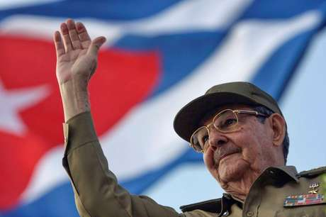 Foto de arquivo de Raúl Castro  1/05/2008 REUTERS/Sven Creutzmann/Pool