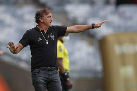 Cuca não é o preterido da torcida do Atlético Mineiro (Pedro Souza/Atlético-MG)