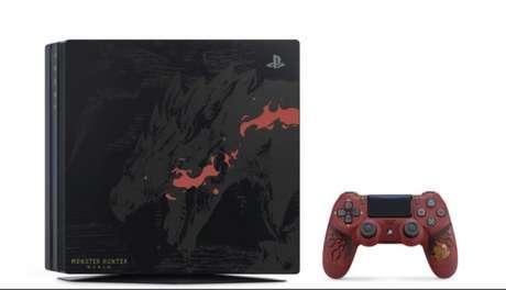 Monster Hunter: World PS4 Pro