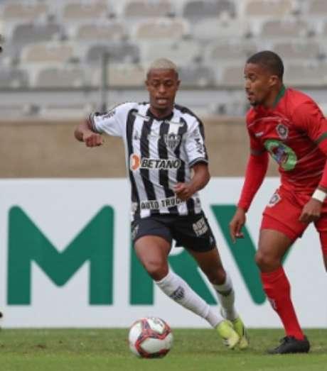 O rebaixado Boa deu muito trabalho para o Galo no Mineirão-(Pedro Souza/Atlético-MG)