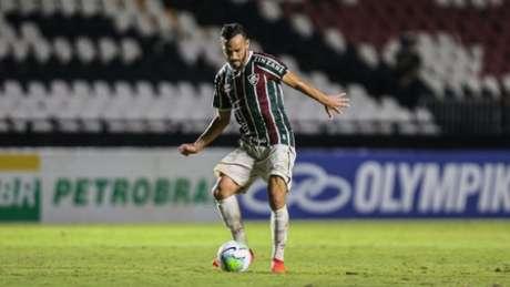 Yago voltou ao time titular. (Foto: Lucas Merçon/Fluminense FC)