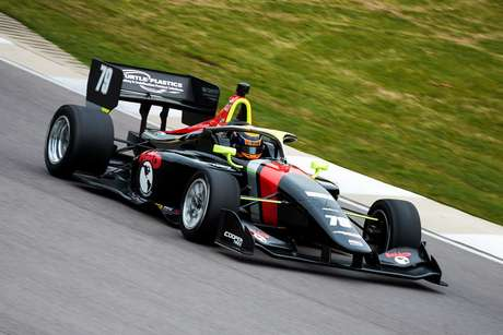 David Malukas venceu corrida 2 da Indy no Alabama