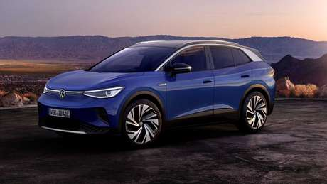SUV elétrico Volkswagen ID.4 será o primeiro modelo a ganhar versão esportiva GTX.