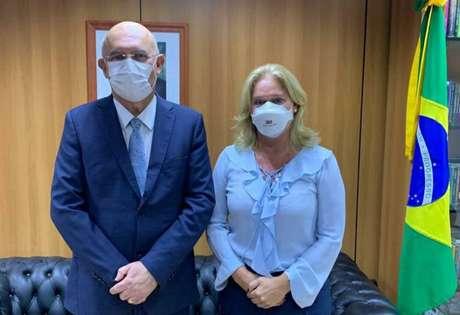 Claudia Mansani Queda de Toledoassumirá a presidência da Capes