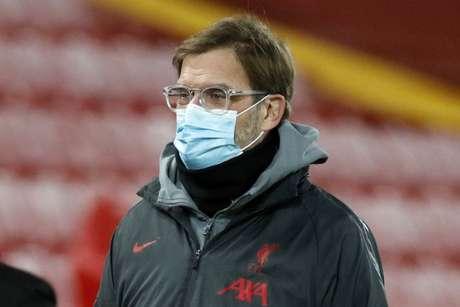 Jürgen Klopp é contra a Superliga (Foto: PHIL NOBLE / POOL / AFP)