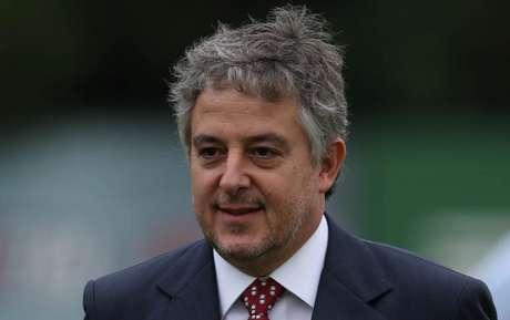 Paulo Nobre foi presidente do Palmeiras entre 2013 e 2016 (Cesar Greco/Ag Palmeiras)