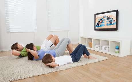 Família ativa: como manter sua casa ativa em tempos de isolamento