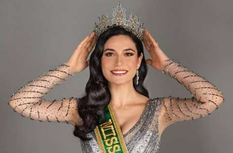 A Miss Brasil 2020, Julia Gama