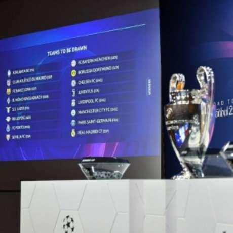 Uefa cogita excluir clubes membros da Superliga da Liga dos Campeões (Divulgação/Uefa)