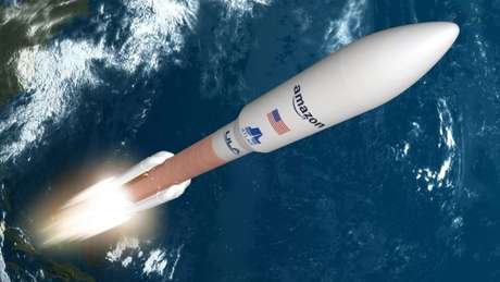 Foguete Atlas V