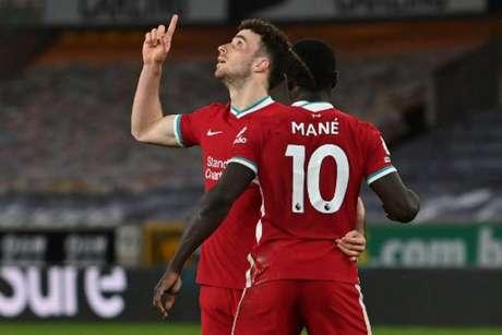 O Liverpool visita o Leeds na reta final do Campeonato Inglês (Foto: PAUL ELLIS / POOL / AFP)
