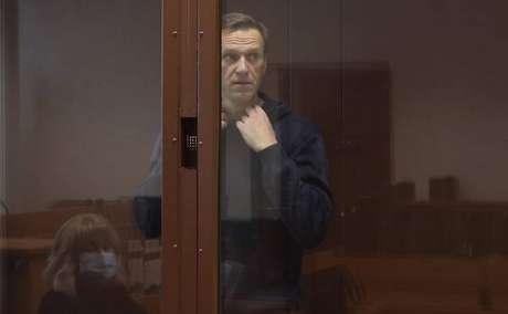 Saúde de Alexei Navalny preocupa aliados na Rússia