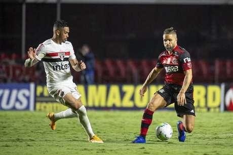 Flamengo e São Paulo estreiam na Libertadores nesta semana (Alexandre Vidal / Flamengo)