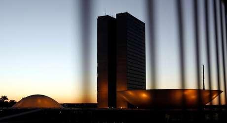 Vista do prédio do Congresso Nacional em Brasília 25/05/2017 REUTERS/Paulo Whitaker