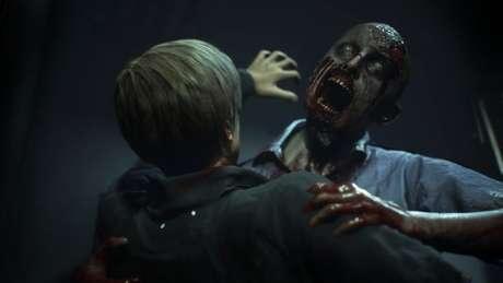 Toda a série Resident Evil está em promoção no Steam