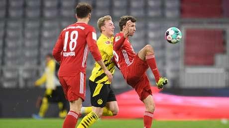 Bayern e Dortmund são contra a Superliga Europeia (Foto: ANDREAS GEBERT / POOL / AFP)