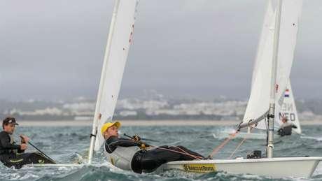 Robert Scheidt segue velejando em alto nível aos 48 anos (Foto: João Costa Ferreira/Osga_photo)