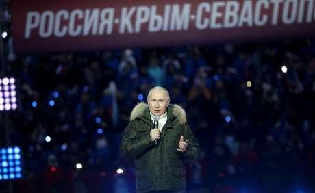 As movimentações das tropas russas foram importantes, mas muitos em Moscou duvidam que o presidente Putin pretendia uma escalada maior