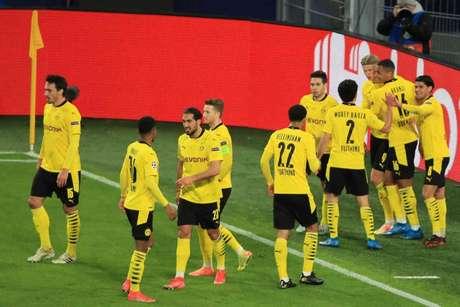 Borussia Dortmund é contra a nova Superliga Europeia (Foto: WOLFGANG RATTAY / AFP / POOL)
