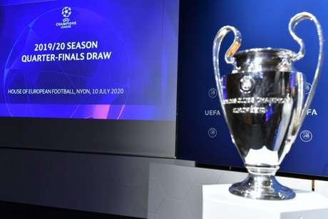 Superliga foi anunciada neste domingo (Foto: Divulgação/Uefa)