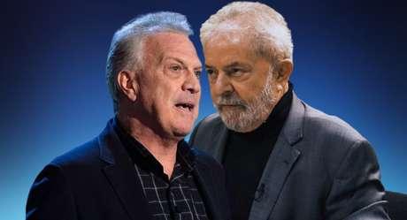 Bial se irritou com versão narrada por Lula a uma plateia de petistas anti-Globo sobre conversa que tiveram no Palácio do Planalto
