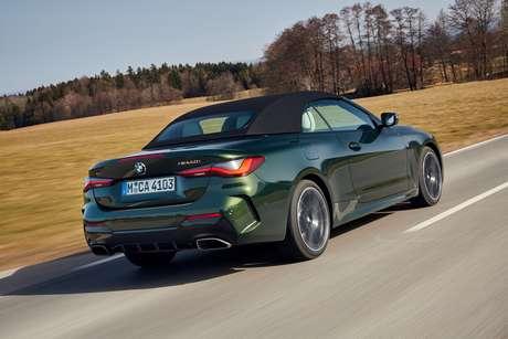 Capota de lona é uma das melhores novidades do novo BMW Cabrio.