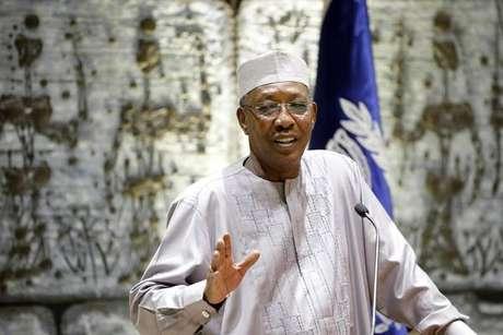 Idriss Déby estava no poder há mais de 30 anos e tinha sido reeleito para sexto mandato