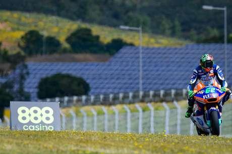 Stefano Manzi na Moto2
