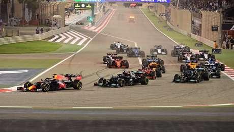 Fórmula 1 vai mostrar novos gráficos ao longo do ano