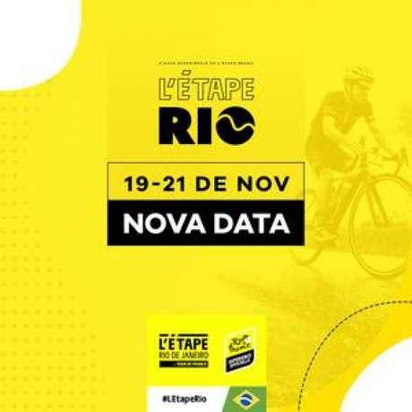 L'Étape Rio anuncia nova data de 2021 (Foto: Divulgação)