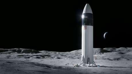 Lunar Starship da SpaceX