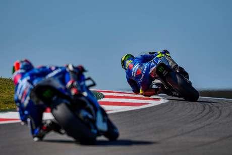 Suzuki firmou compromisso com a MotoGP até 2026