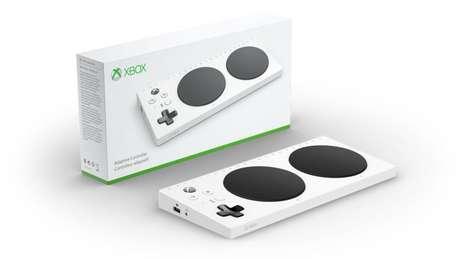 Controle adaptável do Xbox chega ao Brasil