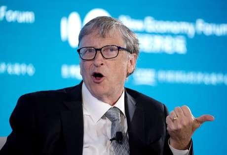 Bill Gates 21/11/2019 REUTERS/Jason Lee