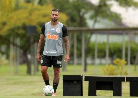 Michel Macedo vai disputar o Brasileirão-2021 pelo Juventude (Foto: Rodrigo Coca/Ag. Corinthians)