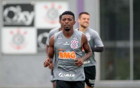 Jonathan Cafú chegou em novembro de 2020 e hoje está emprestado ao Cuiabá (Foto: Rodrigo Coca/Ag. Corinthians)