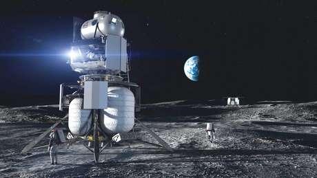 Módulo da Blue Origin