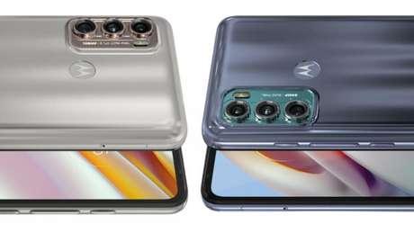 Motorola Moto G60 e Moto G40 Fusion