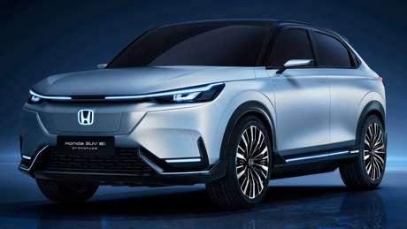 Honda SUV e: prototype
