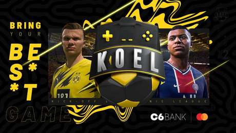 KOEL é um dos principais expoentes do futebol virtual no Brasil