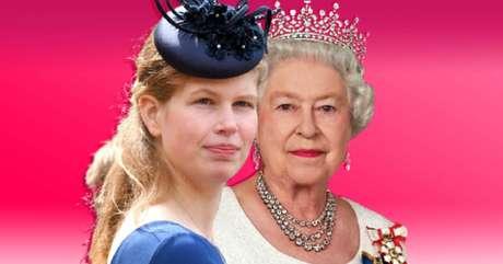 Louise jamais demonstrou mágoa por sua avô não tê-la feito uma princesa com tratamento de alteza real