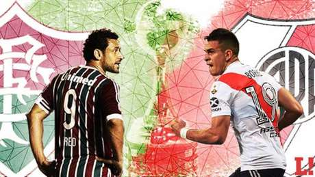 Fluminense recebe o River Plate na estreia das equipes na Libertadores, no Maracanã (ArteLANCE!)