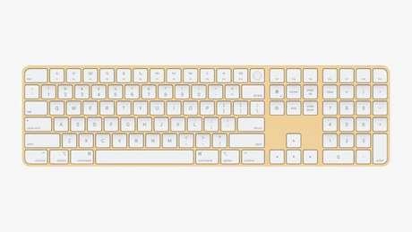 Magic Keyboard com Touch ID do iMac de 2021